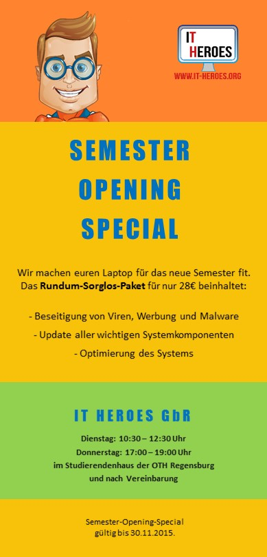 OpeningSpecial